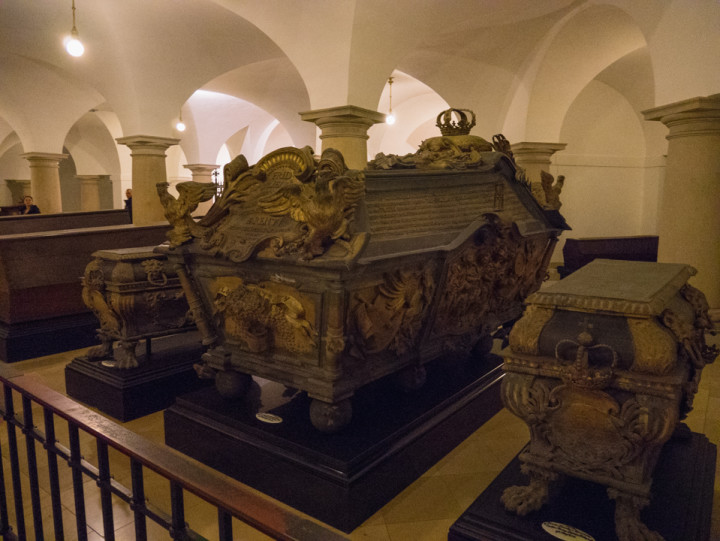Hohenzollern Crypt - Berliner Dom - Berlin Cathedral - Berlin - Germany