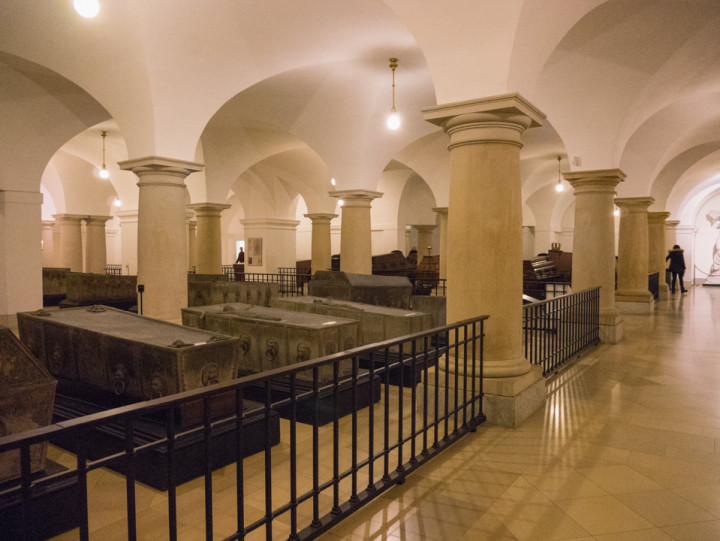 Hohenzollern Crypt view - Berliner Dom - Berlin Cathedral - Berlin - Germany.jpg