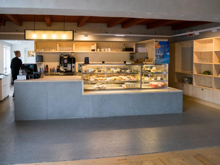 Norskfolkemuseum Oslo - Norway - open air museum cafe