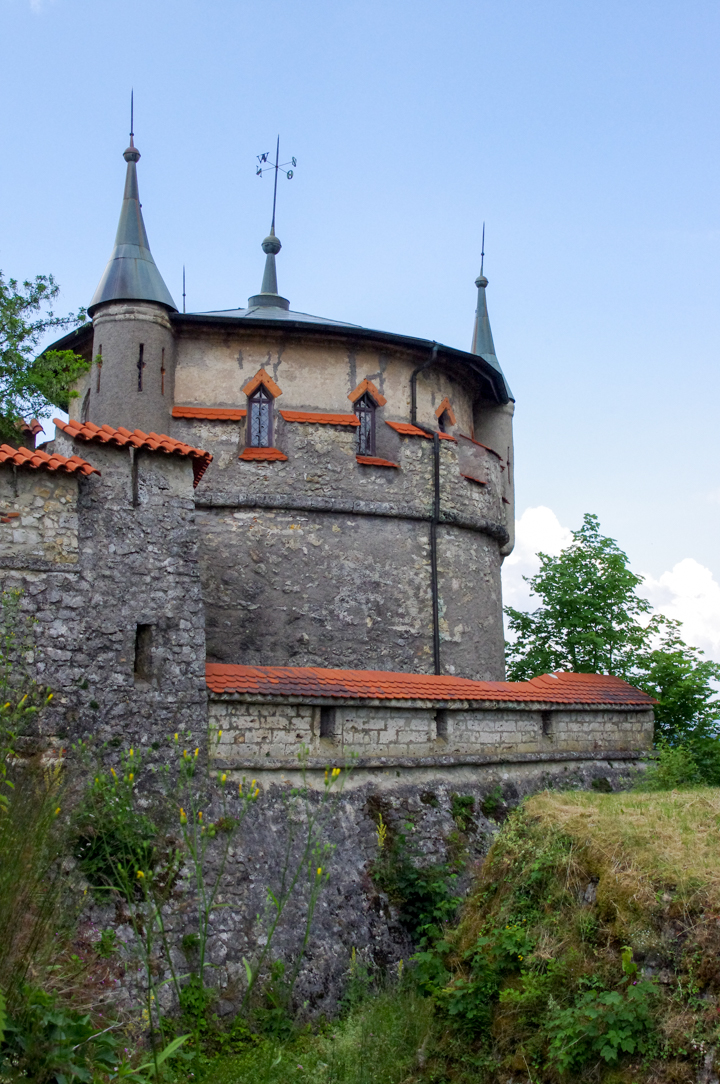 Adjoining tour to the Lichtenstein Castle - visited during a road trips in Germany - learn more on roadtripsaroundtheworld.com
