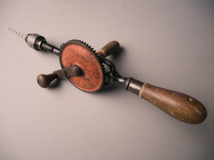 Antique Hand Drill or the most unusual souvenir we brought back from a trip! - RoadTripsaroundtheWorld.com