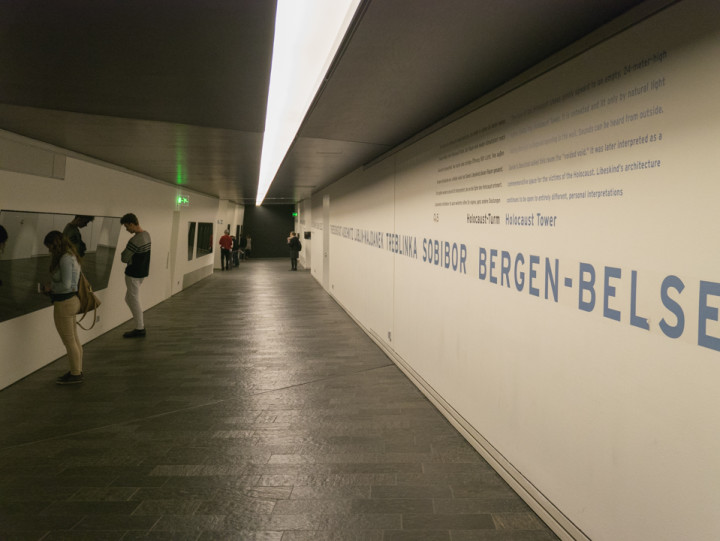 Jewish Museum Berlin - the Axis of Exile Holocaust and continuity - RoadTripsaroundtheWorld.com