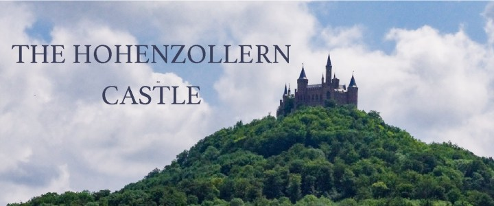 Visit of the Hohenzollern Castle in Germany