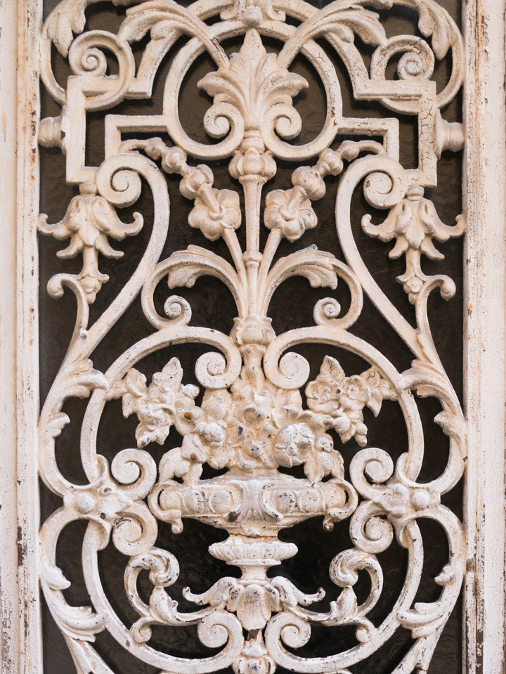 Fancy architectural detail in Troyes, France - roadtripsaroundtheworld.com