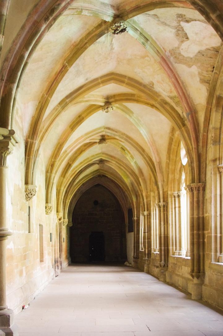 Paradise at the Maulbronn Monastery, Germany