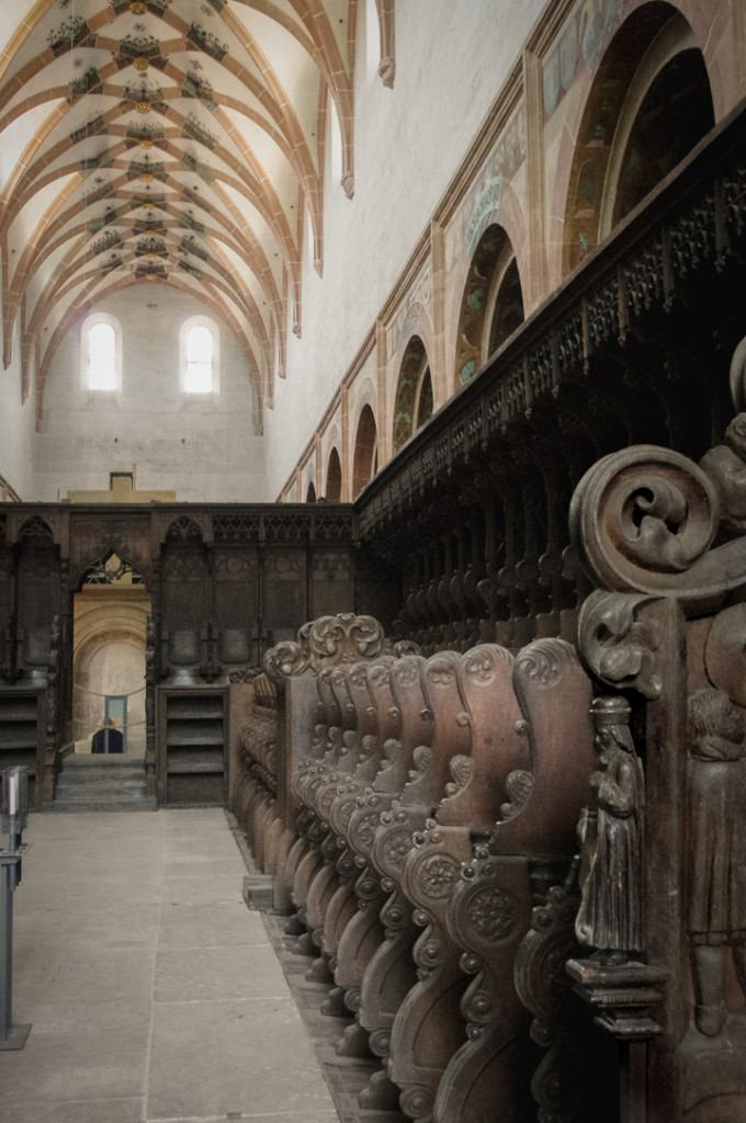 The Church of the Maulbronn Monastery, Germany - Find out more on roadtripsaroundtheworld.com
