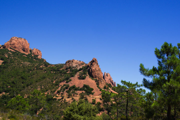 The Massif de l'Esterel, France - Learn more on roadtripsaroundtheworld.com