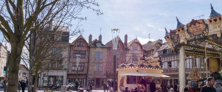 Wandering through the Medieval City of Troyes in France