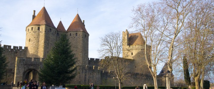 Visit of the Cité de Carcassonne: Stepping back in Medieval Times