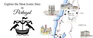 Portugal UNESCO Road Trip Itinerary - Learn more on www.RoadTripsaroundtheWorld.com