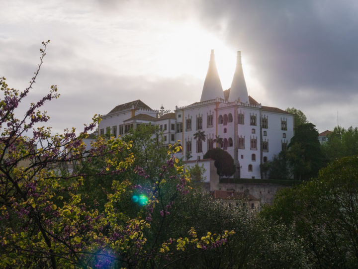 Sintra Palace - Portugal - Learn more on RoadTripsaroundtheWorld.com