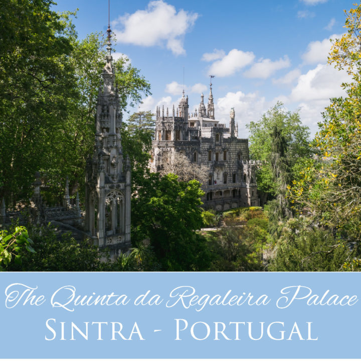 The Quinta da Regaleira Palace in Sintra, Portugal - Learn more on RoadTripsaroundtheWorld.com