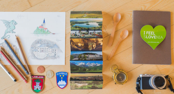 Blog update - Slovenia Souvenirs - Road Trips around the World