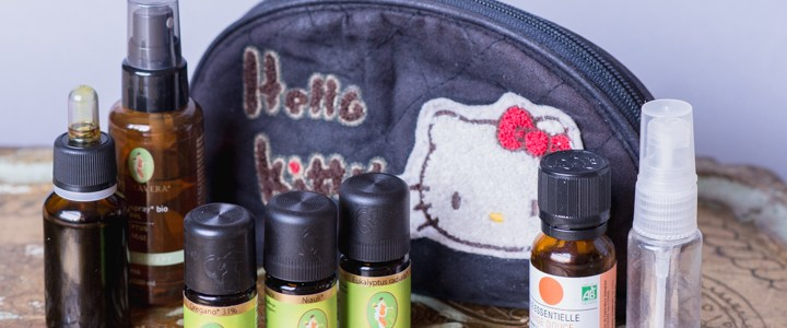 Travel with Essential Oils: How I use them on the Road