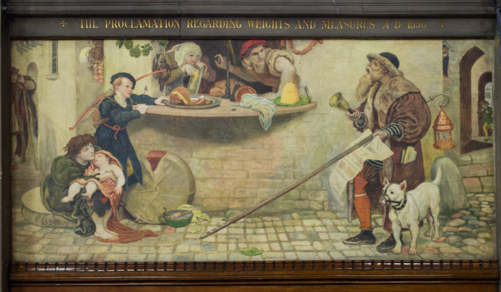 proclamation-regarding-the-weights-and-measures-by-ford-madox-brown-manchester-town-hall-uk-learn-more-on-www-roadtripsaroundtheworld-com