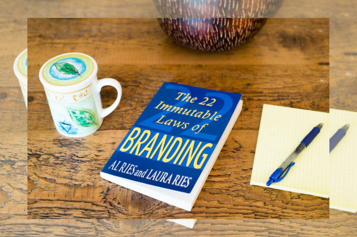 The book you must read on Branding: The 22 Immutable Laws of Branding