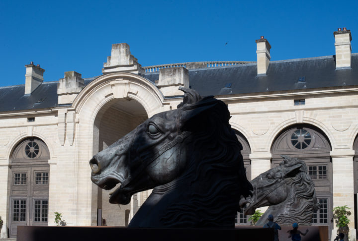 The stables - Chateau de Chantilly, France - www.RoadtripsaroundtheWorld.com