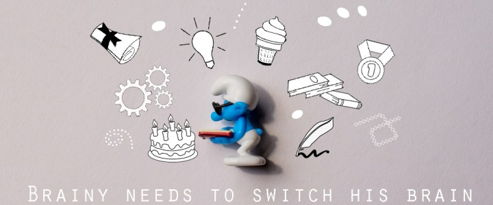 UPGRADE series: How to switch your brain
