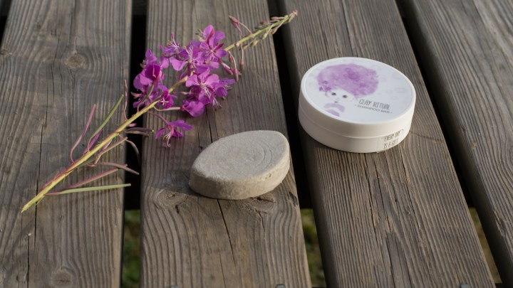 Travel with Shampoo Bar by Clay Ritual - Check out www.RoadTripsaroundtheWorld.com