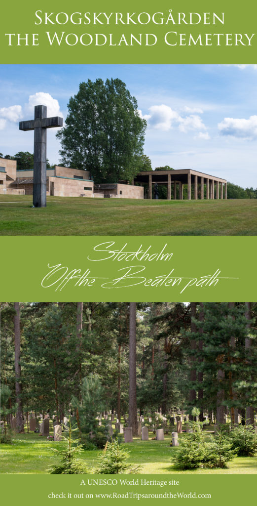 Visit Skogskyrkogården - the Woodland Cemetery in Stockholm, Sweden - www.RoadTripsaroundtheWorld.com