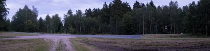 Starcross roads - The par force hunting landscape in Denmark - UNESCO World Heritage Site - on RTatW