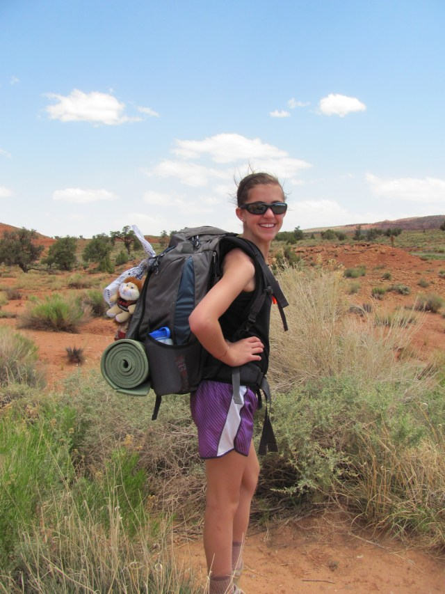 Backpacking Capitol Reef: Hiking the Chimney Rock Trail in Capitol Reef National Park