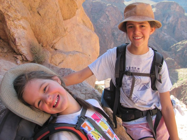 family backpacking safety