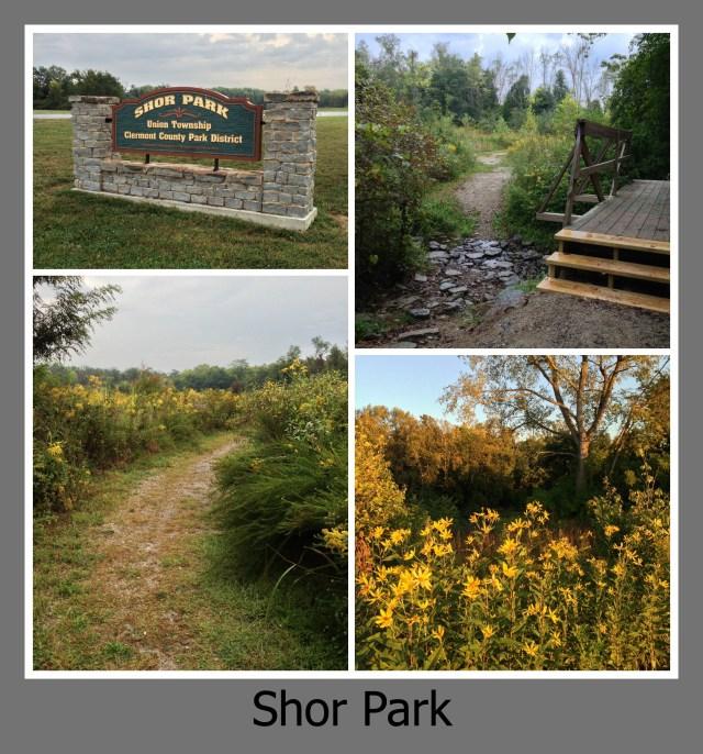 30 Days of Trails in Cincinnati: Shor Park