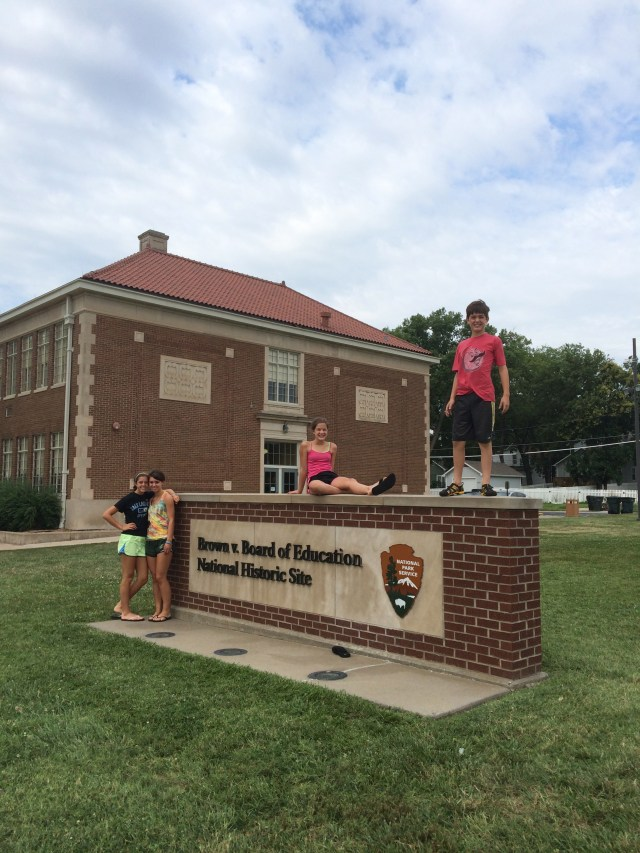 Brown vs Board of Education National Historic Site