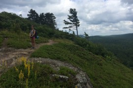 Backpacking Porcupine Mountains State Park