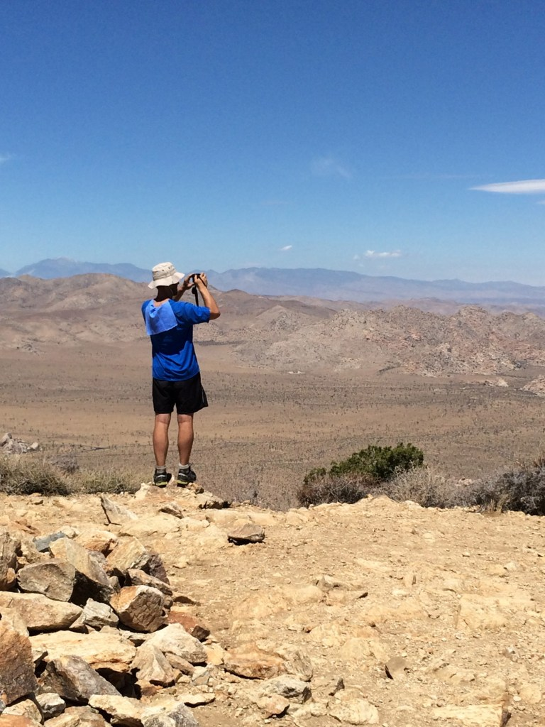 Best day hikes Joshua Tree National Park Ryan Mountain