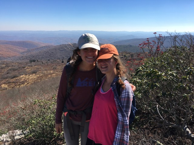 Southbound on The Appalachian Trail