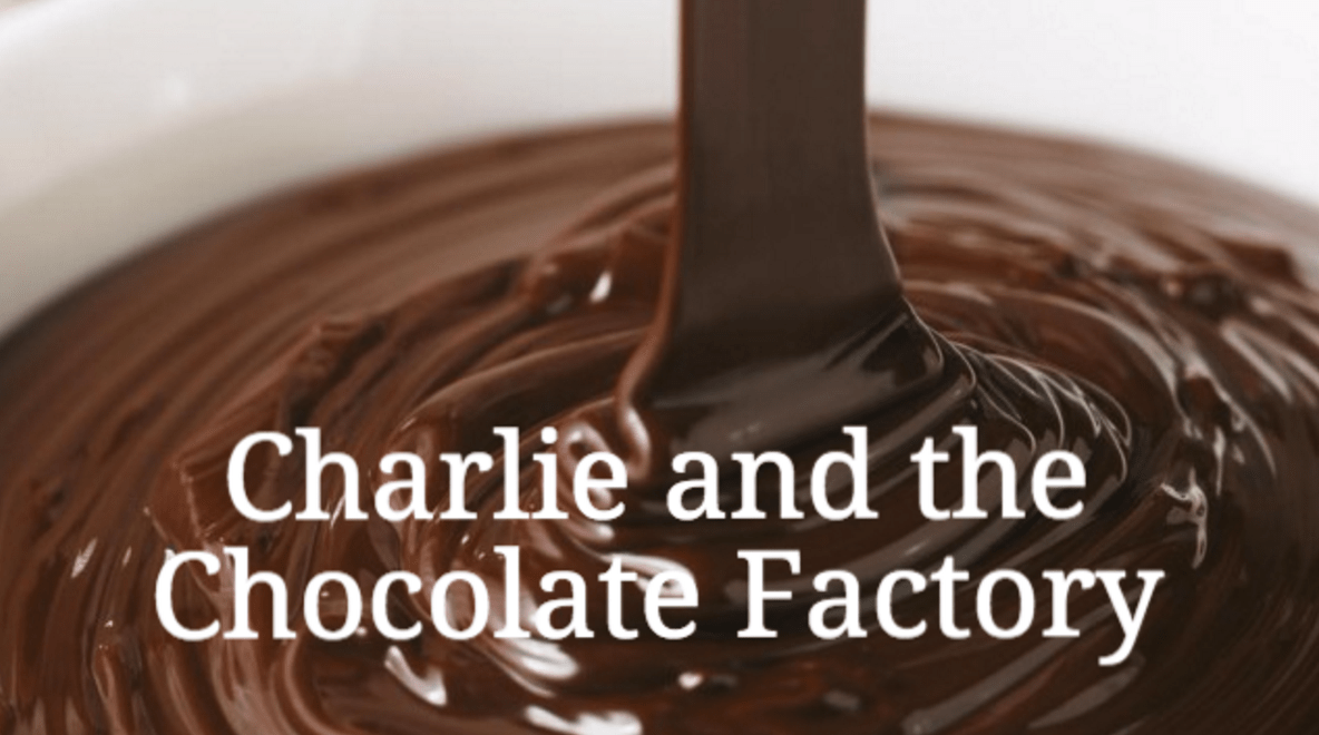 thesis statement for charlie and the chocolate factory Violet beauregarde is the third person to find a golden ticket, and one of the four main antagonists of charlie and the chocolate factory she is the vain.