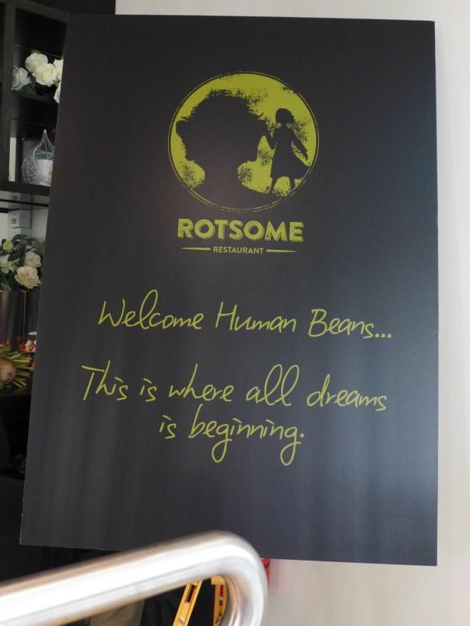 Koi Dessert Bar - Rotsome