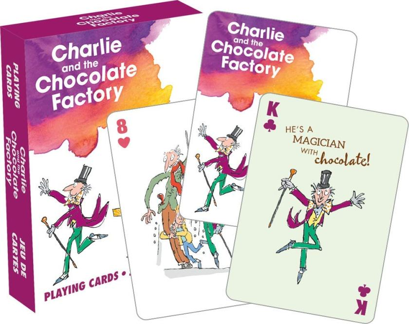 Charlie Playing Cards