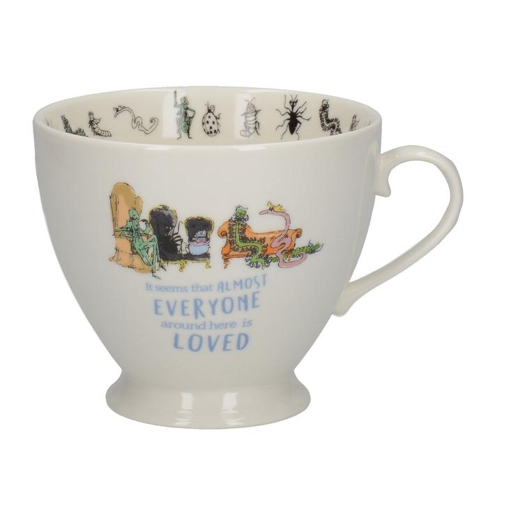 James Footed Mug