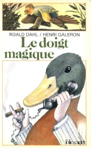 le doigt magique cover  u2013 roald dahl fans