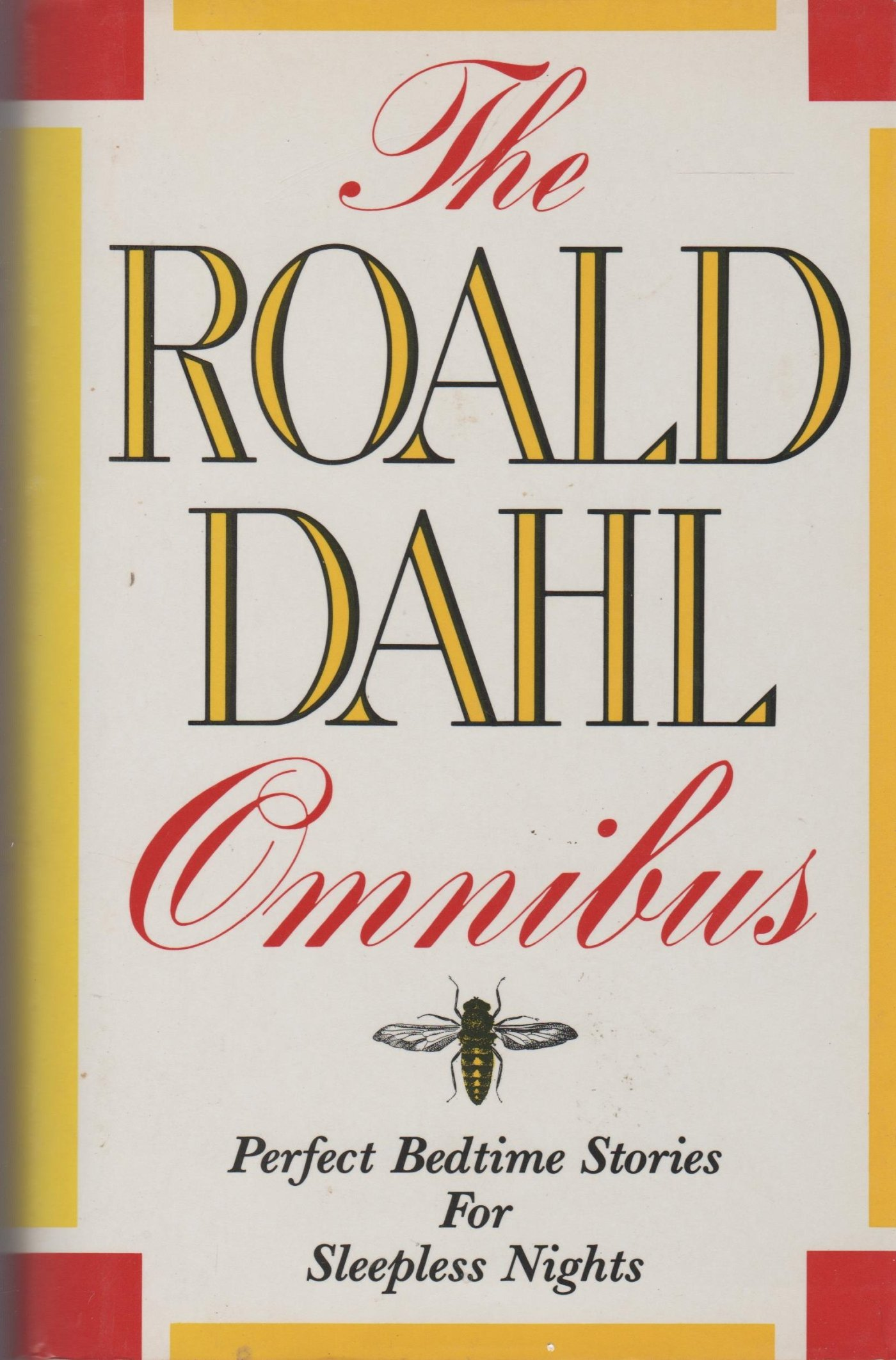 the roald dahl omnibus roald dahl fans