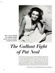 """""""The Gallant Fight of Pat Neal"""" Page 1"""