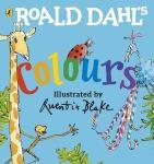 Roald Dahl's Colours cover illustration