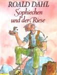 Sophiechen und der Riese Cover