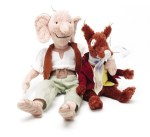 The BFG and Mr. Fox