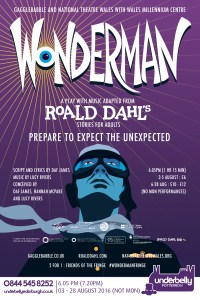 Wonderman Poster