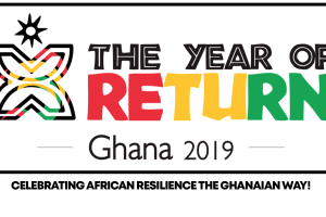 Year of Return… Celebrating African Resilience the Ghanaian way!