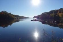 Dogtown mirror pond