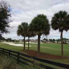 One of the 40 golf courses