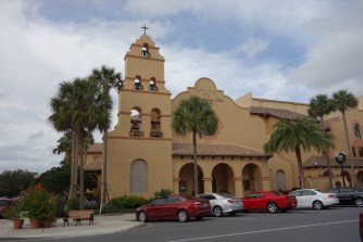 Church-like building