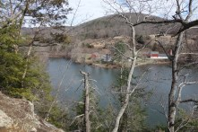 Viewpoint over the Housatonic River