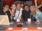 Lady's night fun in St. Maarten
