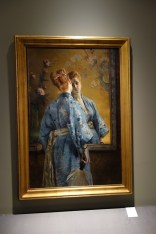 Permanent collection: Impressive and detailed painting - I do not remember the artist
